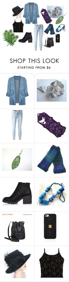 """""""Casual Wear for Her"""" by keepsakedesignbycmm ❤ liked on Polyvore featuring Evans, Frame, River Island, Hervé Léger, Betsey Johnson and plus size clothing"""