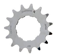 Shimano DX Single Speed Sprocket, 16t
