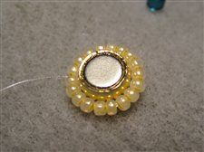 Stitch Pro: Covering a Magnetic Clasp - Inside Beadwork Magazine - Blogs - Beading Daily