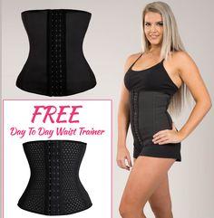 Hourglass Waist Trainer (FREE Day To Day Waist Trainer)