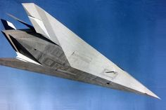 Have Blue DARPA First Flight on 07/20/1978. The Have Blue aircraft was a subsonic, single place aircraft powered by two J85-GE-4A engines. The successful concept demonstrator aircraft led to the larger F-117 Nighthawk.