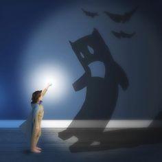 Inicio de los miedos infantiles: miedo a la oscuridad