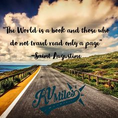 What travel page will you add to your life story next?