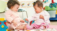 Toys for 6- to 9-month-olds