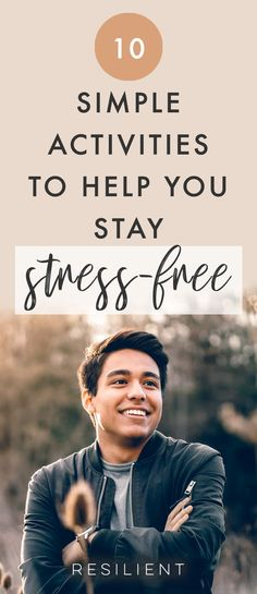 We face stress every day and it has somehow become a part of our lives. Dealing with stress is not easy and stress can sometimes lead to a number of complications. To avoid stress overload here are 10 simple activities that will help you stay stress-free. Deal With Anxiety, Anxiety Tips, Anxiety Help, Stress And Anxiety, How To Avoid Stress, Ways To Relieve Stress, Dealing With Stress, Salud, Being Happy