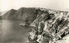 Santorini come non l'avete mai vista! - My Greek Salad Old Pictures, Old Photos, Picture Boxes, Back In Time, Greek Islands, Santorini, Landscape Photography, Past, Greece