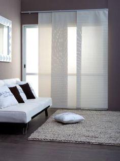 Cortinas panel japones cortinas japonesas cortinas for Dormitorios orientales