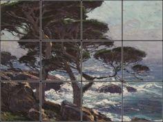 Pacifica Tile Art Studio Amp Tile Murals Pacificatileart
