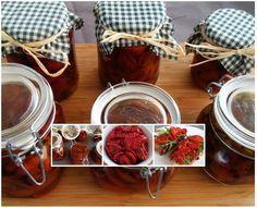 "Recette des ""pomodorini confit sott'olio"" (petites tomates confites à l'huile), un vrai délice! Diy Food, Chocolate Fondue, Vegan Recipes, Vegan Food, Provence, Desserts, Gluten, Conservation, Italy"