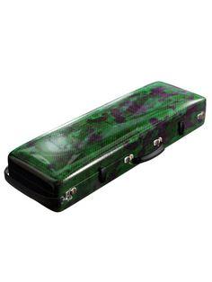 #Violin #oblong #case - #green 3D