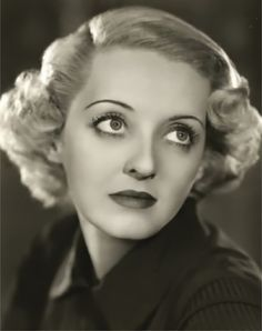 Bette Davis eyes <3 <3
