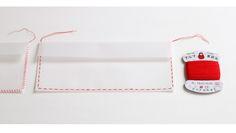 今も昔も裁縫箱に。ダルマスレッドの裁縫道具たち