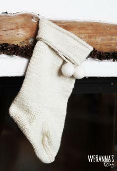 WERANNA'S: The perfect Christmas stocking - Täydellinen joulusukka