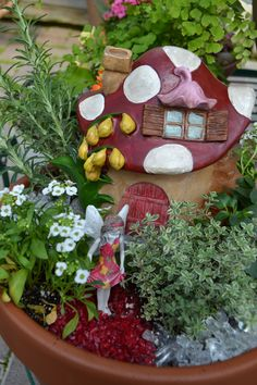 Fairy Garden Ideas and Supplies Start shopping now for fairies
