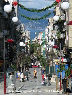 Vigo, Spain visiting Spain too!