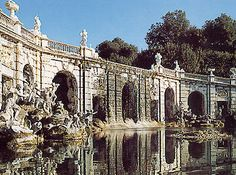 palace in caserta