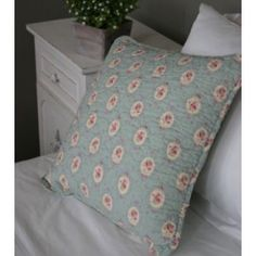 Biggie Best Floral Quilted Cushion Cushions, Throw Pillows, Floral, Lamps, Hearts, Google Search, Lightbulbs, Toss Pillows, Toss Pillows