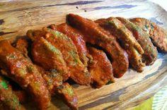 be healthy-page: Buffalo Avocado 'Wings'