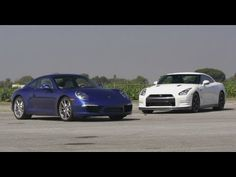 Nissan GT-R vs Porsche 911 Carrera S! - Head 2 Head Episode 18