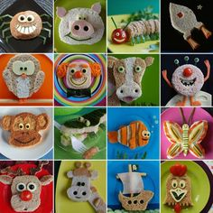 funky foods for kids christmas ...