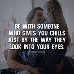 Be with someone who gives you chills just by the way they look into your eyes. Like and comment if you feel this! ➡️ @npmusik for more! #nowplayingmusik