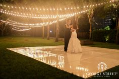 Classic Wedding at Nasher Sculpture Garden - George Street Photography   Instagram - @southern_affairs