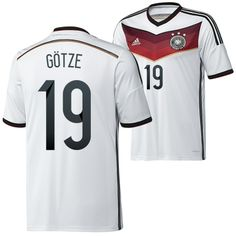 Germany 2014 World Cup Soccer jersey (19 Gotze)-Purchase the latest and cheapest Germany 2014 World Cup Soccer jersey (19 Gotze) in this professional online store. You will be surprised at Germany 2014 World Cup Soccer jersey (19 Gotze)'s incredible low price and durability of terrific.- http://www.uswmis.com/germany-2014-world-cup-soccer-jersey-19-gotze-uswmiscom-p-2354.html
