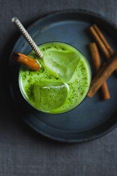 Coconut Matcha Horchata: Matchata | Snixy Kitchen