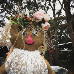 Kyneton Daffodil Festival - Scarecrow competition, Macedon Ranges, Victoria AU