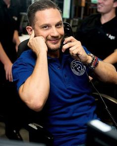Tom Hardy - BGC Global Charity Day September 12, 2016.