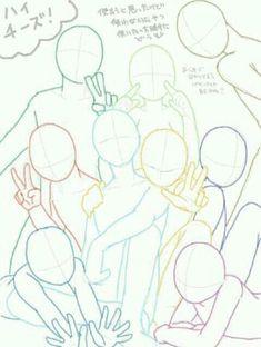 poses to draw models \ poses to draw ; poses to draw models ; poses to draw art reference ; poses to draw character design ; poses to draw female ; poses to draw your oc in ; poses to draw photography Body Drawing Tutorial, Drawing Tutorials, Painting Tutorials, Drawing Tips, Drawing Ideas, Body Tutorial, Drawing Body Poses, Drawing Templates, Drawings Of Friends