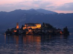 San Giulio's Island - Lago d'Orta