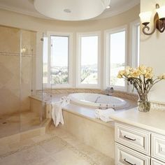 34 best crema marfil images in 2018 countertop counter - Best paint color for crema marfil bathroom ...