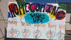 Homecoming Dress Up Days at Arroyo Grande High School