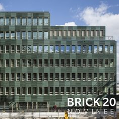 """Brick Award 2020 Nominee Category """"Working Together""""; Family Apartment, Brick Architecture, Retail Shop, Bricks, Multi Story Building, Construction, Christian, Tiny House Cabin, Natural Materials"""