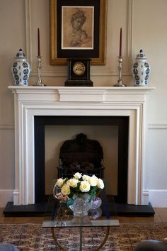 Fireplace Fireplace, Fireplace Design, Decor, Home Decor