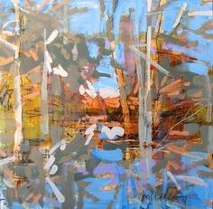Mike Williams, 'Reasons 25,' 2014, OTB Fine Art Paintings I Love, Seascape Paintings, Landscape Paintings, Wall Decor Pictures, Artwork Pictures, Abstract Landscape, Abstract Art, Mike Williams, Drawing Sketches