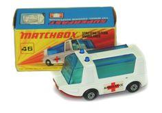 Stretch Fetcha - Matchbox 1971