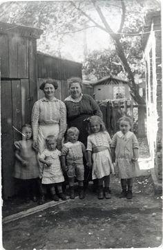Sverigsgade ca. 1900