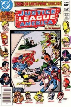 JUSTICE LEAGUE OF AMERICA 207 JUSTICE SOCIETY OF AMERICA DC COMICS