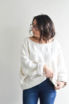 THE T SWEATER: Our S