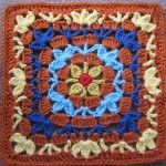 How to Wet Block Crochet Afghan Squares (and Knit too!)