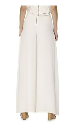 WIDE LEG PANT | Alice + Olivia | Apparel & Accessories > Clothing > Pants >