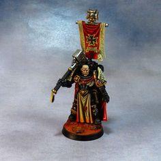 BOLTER AND PAINT: Black Templar - Warhammer 40K