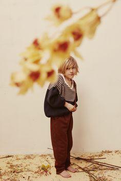 Le lookbook de la toute nouvelle collection de vêtements pour enfants du Petit Germain