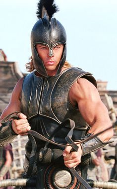 Everything about this. Just everything. Troy. Brad Pitt.