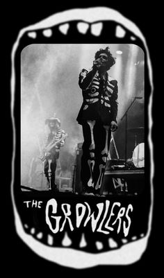 The growlers band logo