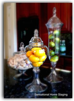 ideas for Home Staging ~ Kitchens