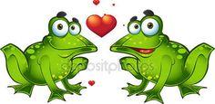 Žaba hračka Stock vektory, Royalty Free Žaba hračka Ilustrace | Depositphotos®