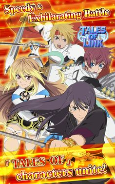 Apklio - Apk for Android: TALES OF LINK 1.9.5 Mod apk